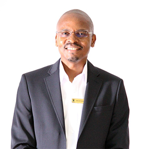 Mxolisi Kunene CFO Financial services